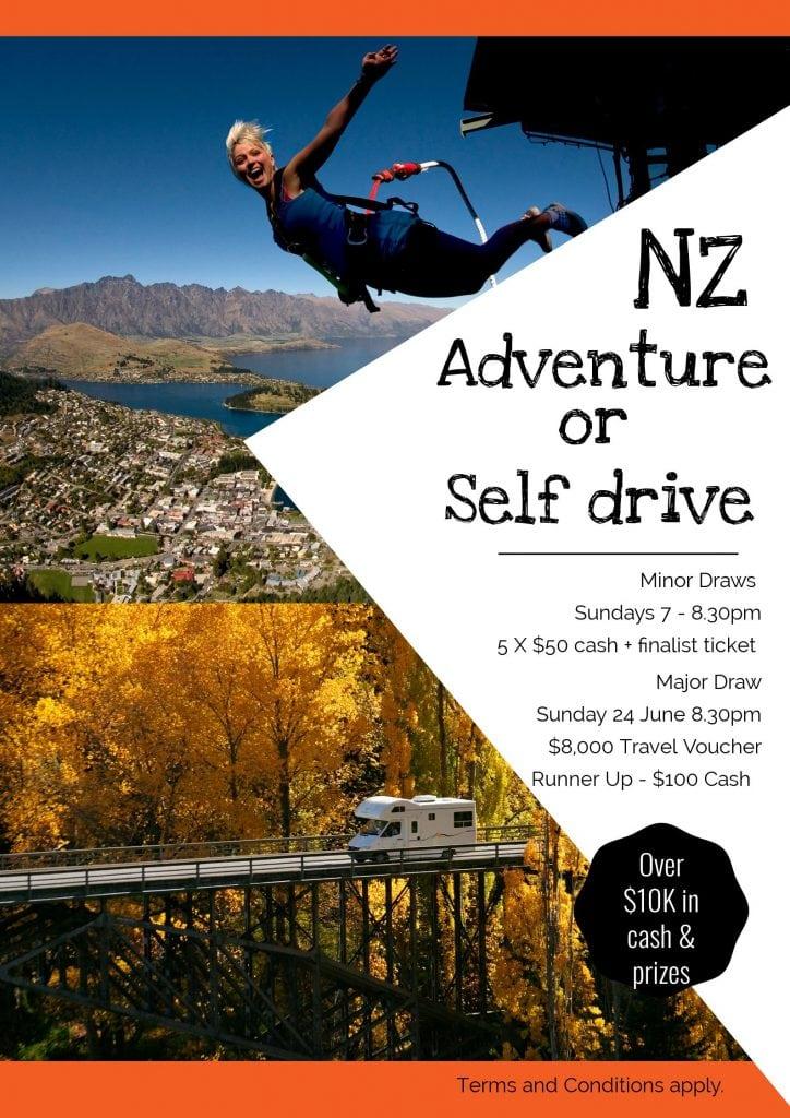 Nz Promo (copy) Poster