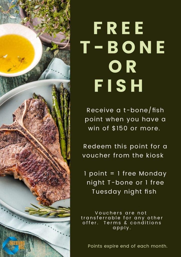 Tbone Fish Gaming Promo Poster(1)