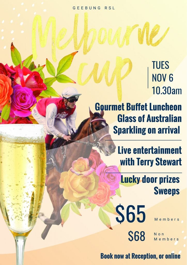 Melbourne Cup Poster (1)