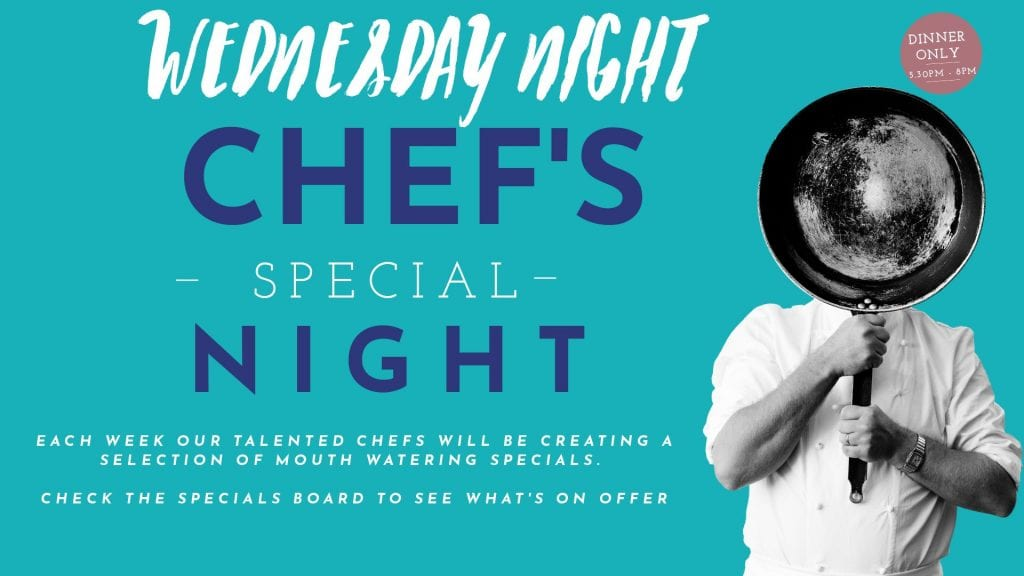 The Chef's Specials Landscape Nightlife Hd