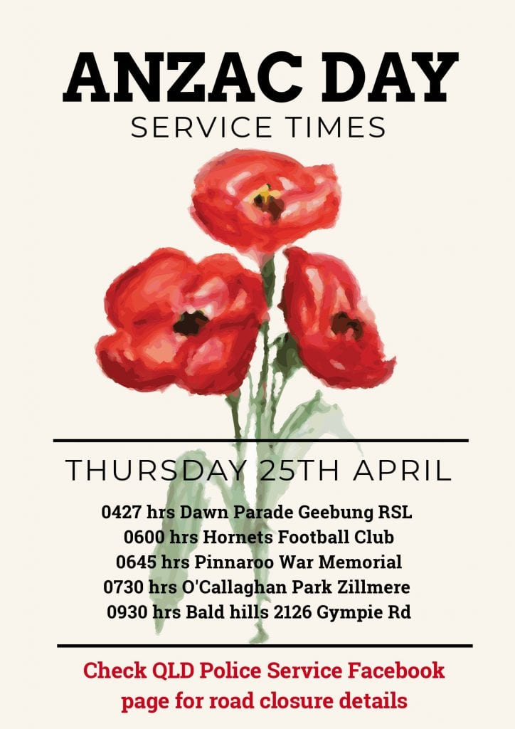 Anzac Day Poster(5)