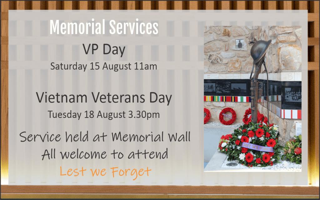 2020 Vietnam Veterans Day