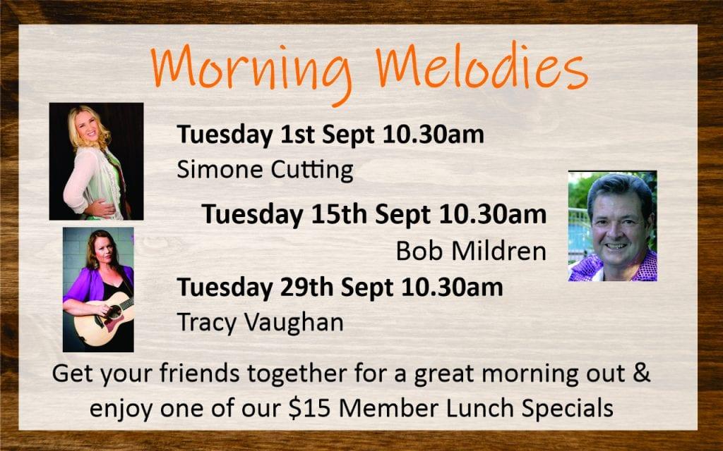 September Morning Melodies