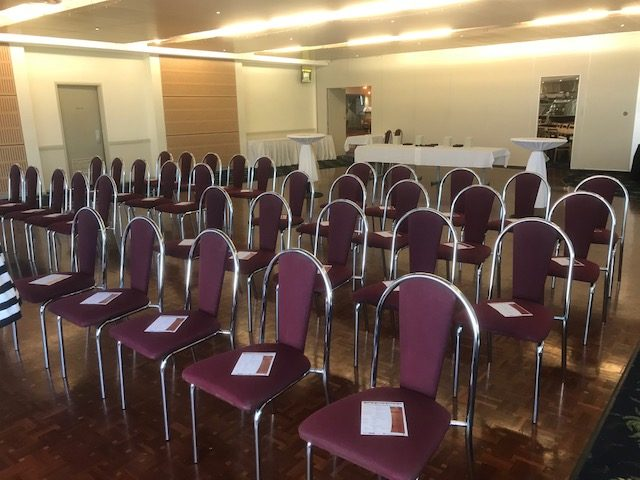 Setup Geebungrsl Conferance Pic